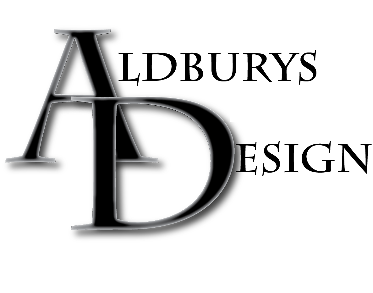 aldburys design long logo